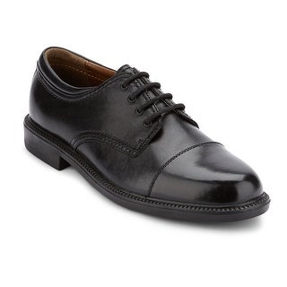 Dockers Mens Gordon Leather Dress Casual Cap Toe Oxford Shoe