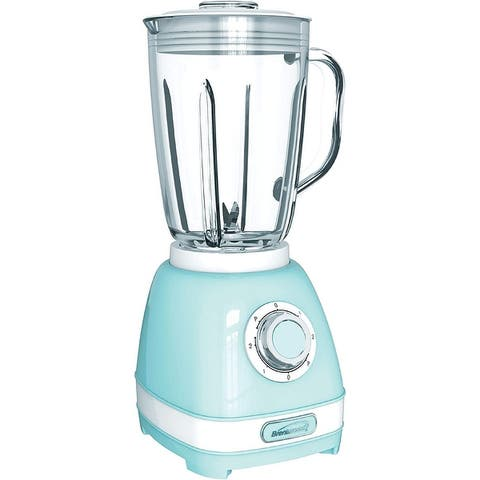 Brentwood Retro 2-Speed with Pulse Blender