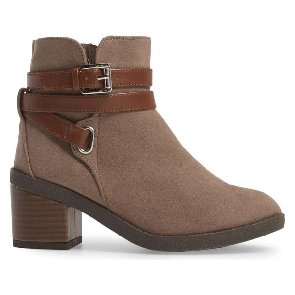 Michael Kors Womens Fawn Ren Closed Toe Ankle Fashion Boots - 4
