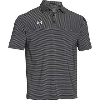 Under Armour Men's Clubhouse Striped Polo Golf Shirt, Assorted Colors 1270402|https://ak1.ostkcdn.com/images/products/is/images/direct/fdb847edfc5db54b6ed091c3c289a8067b155701/Under-Armour-Men%27s-Clubhouse-Striped-Polo-Golf-Shirt%2C-Assorted-Colors-1270402.jpg?impolicy=medium
