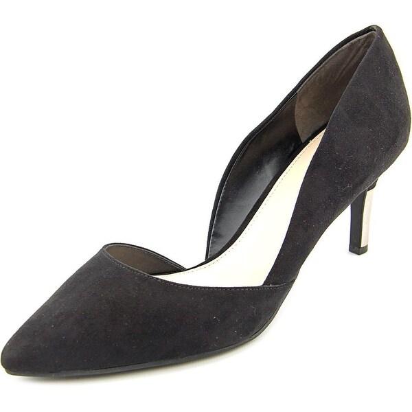 Bar III Natalie Pointed Toe Synthetic Heels