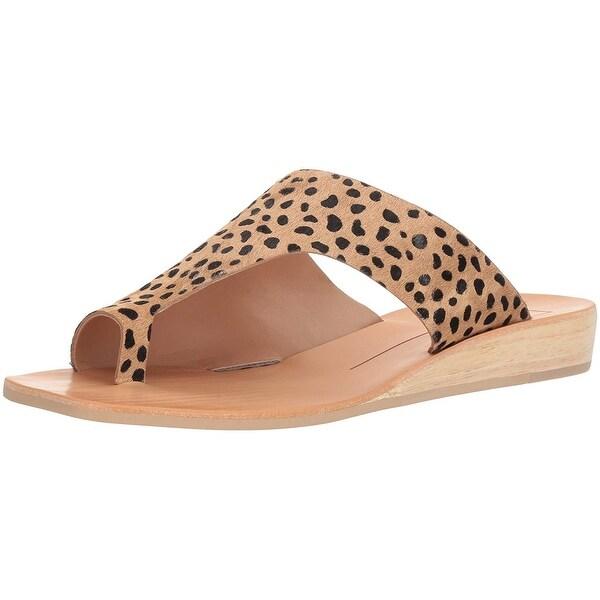 Dolce Vita Women/'s Hazle Slide Sandal