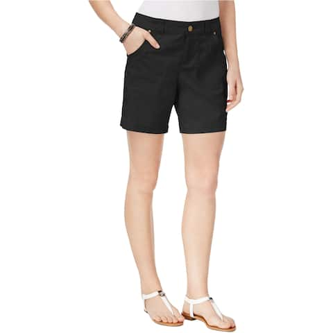 Style&Co. Womens Cotton Casual Walking Shorts