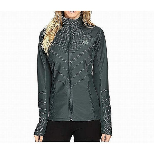 The North Face Green Spruce Womens Size Medium M Isotherm Jacket