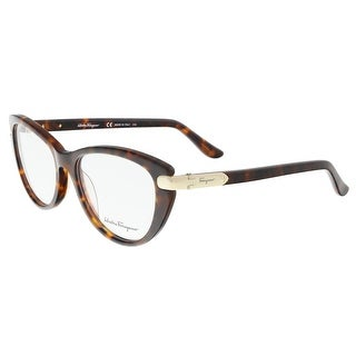 Salvatore Ferragamo SF2720 214 Tortoise Cateye Optical Frames