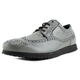 Hogan Traditional 183 Wingtip Toe Leather Oxford