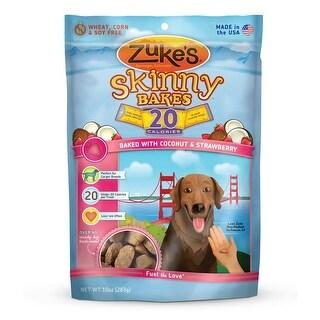 Zuke's Skinny Bakes 20s Coconut & Strawberry 10oz