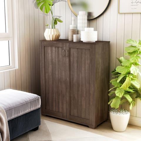 Copper Grove Jdiriya 5-shelf Cabinet