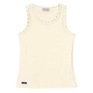 Girls Tank Top Lace Tee Summer Kids Clothing 2-10 Years Pulla Bulla