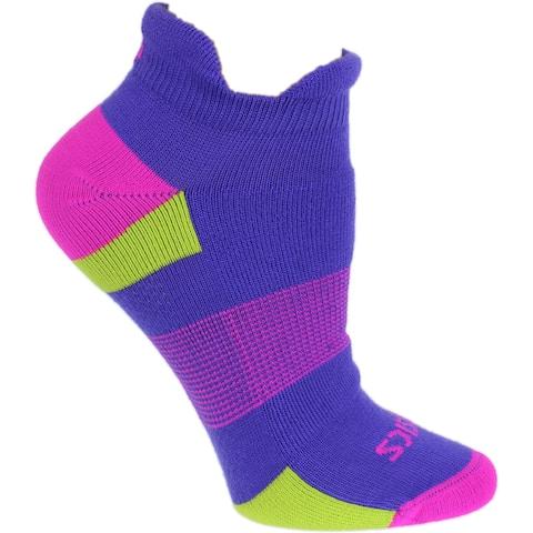 Asics Womens Intensity Low 2-Pack Running Athletic Socks Socks