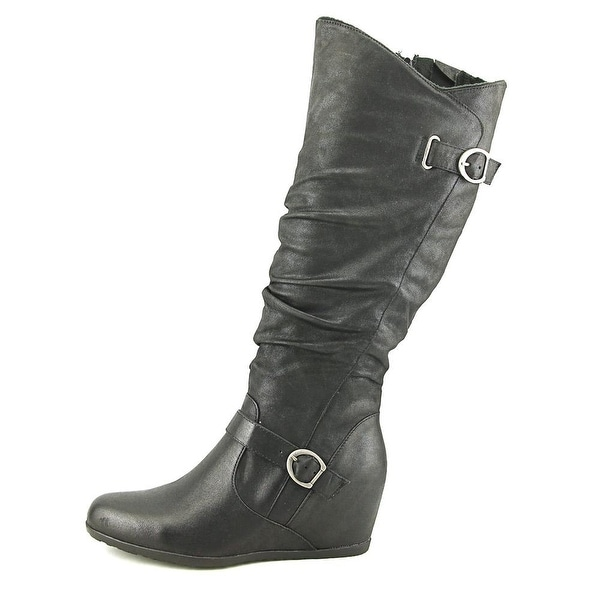 Bare Traps Womens tender Closed Toe Knee High Fashion Boots