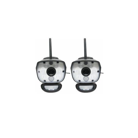 Uniden ULC58 Outdoor HD Night Vision Security Camera (2 Pack)