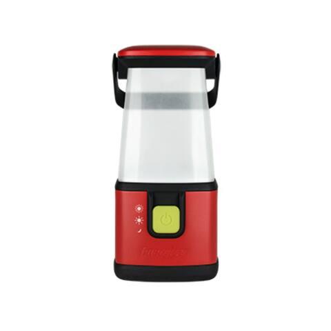 Energizer WRESAL35 LED Area Light Lantern, Red/Black