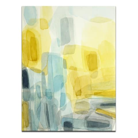 'Sunshine and Rain' Wrapped Canvas Wall Art by Norman Wyatt Jr.