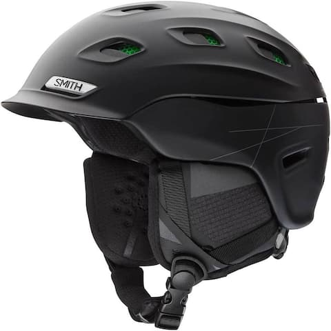 Smith Vantage Snow Helmet (Matte Black/X-Large) - Black