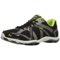 Ryka Womens influnce Low Top Lace Up Running Sneaker - 5