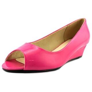 Valley Lane Tory Women Open Toe Synthetic Wedge Heel