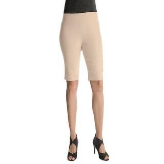 Ally NYC Women's Techno Thin Bermuda Short