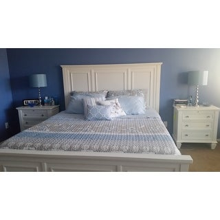 Madison Park Felicity Blue 6-piece Coverlet Set