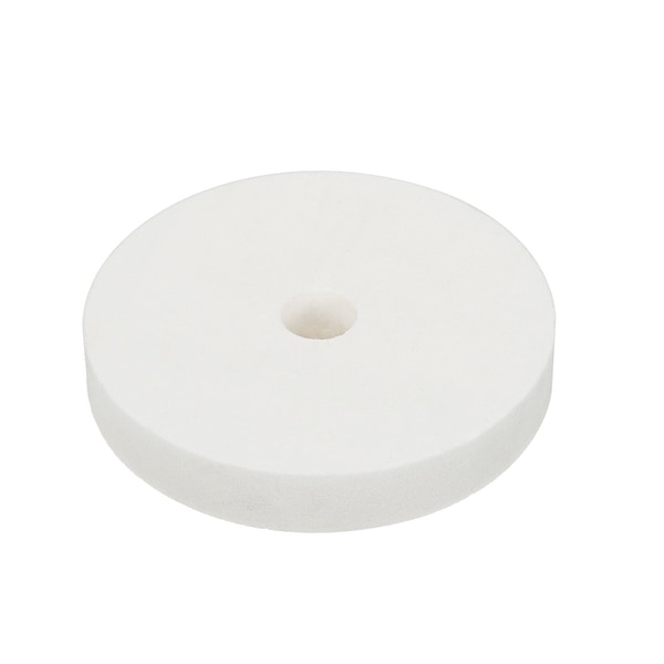 5-Inch Bench Grinding Wheels White Aluminum Oxide WA 60 Grits Surface Grinding