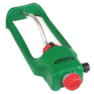 Fiskars 119558 Green Thumb Oscillating Sprinkler with Timer