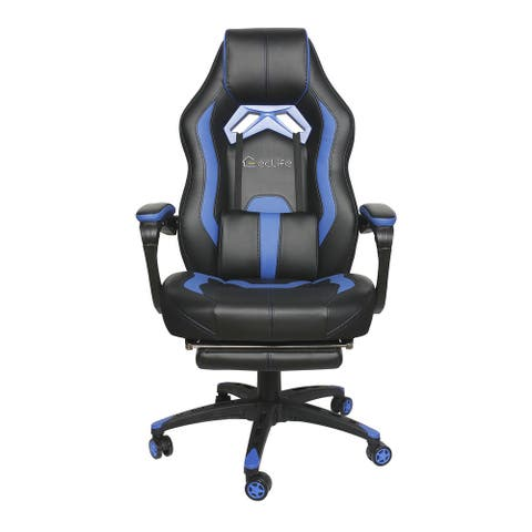 Ergonomic Office Chair Desk with Adjustable Headrest And Back Support