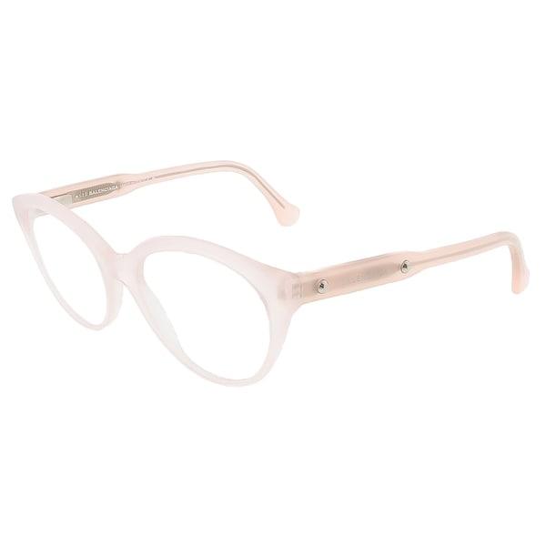 Balenciaga BA5001/V 073 Light Rose Round prescription-eyewear-frames - 51-16-140