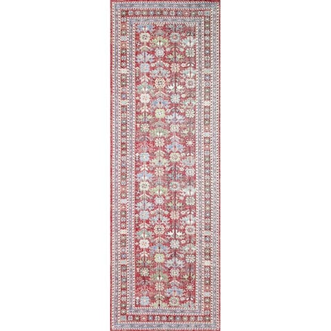 Bashian Gannon Bohemian Power Loom Area Rug