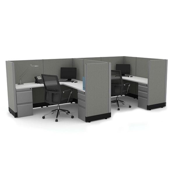 Workstation Desk 53H 2pack Inline Powered. Opens flyout.