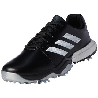 Adidas adiPower Boost 3 Golf Shoes (Options: Black, 12.5)