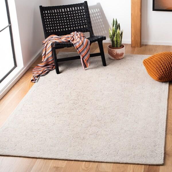 Safavieh Handmade Micro-Loop Raelene Transitional Wool Rug