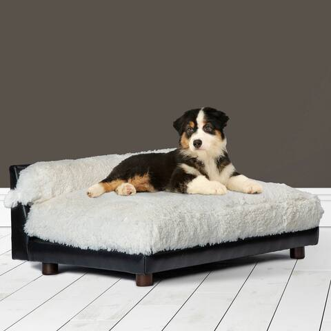 Club Nine Pets Roma Collection Orthopedic Pet Bed