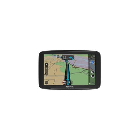 TomTom VIA 1625M 6 Inch Automotive GPS