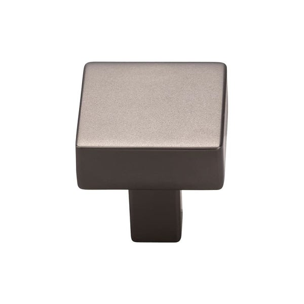 Top Knobs TK740 Channing 1-1/16 Inch Square Cabinet Knob from the Barrington Collection