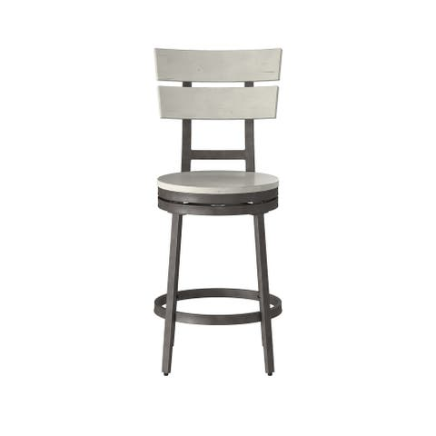 Canyon Swivel Stool by Greyson Living