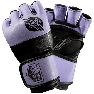 Hayabusa Tokushu Regenesis 4oz MMA Gloves - Small - Purple
