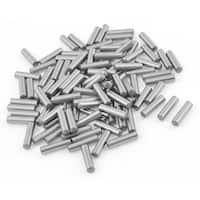 Unique Bargains 100 Pcs 3.35mm x 15.8mm Parallel Dowel Pins Fasten Elements