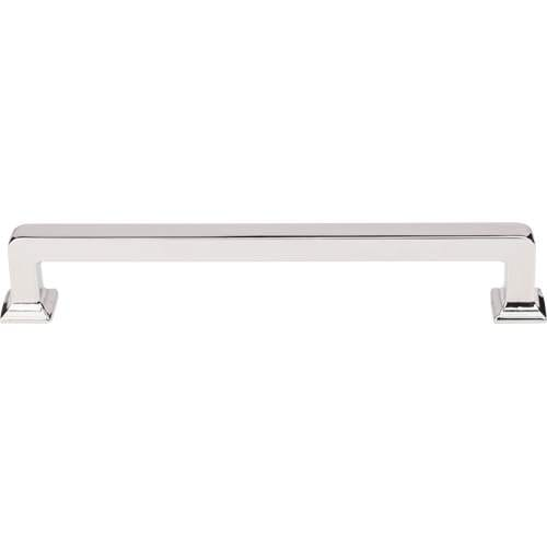 Top Knobs TK705 Ascendra 6-5/16 Inch Center to Center Handle Cabinet Pull