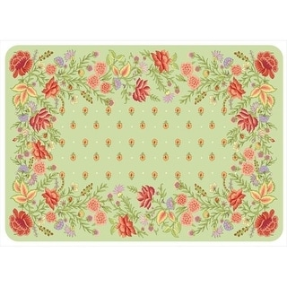 20491622231 Palazzo Mat in Sage - 1.83 ft. x 2.58 ft.