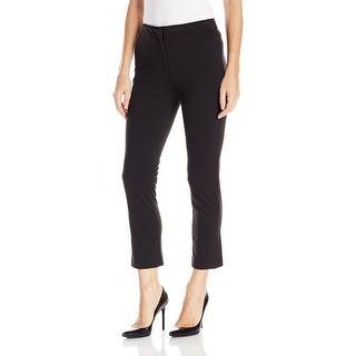 Catherine Malandrino NEW Black Women's Size 14 Stretch Dress Pants