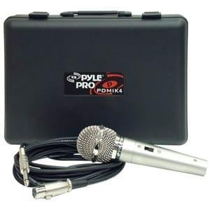 """""""Pyle Audio PDMIK-4 Pyle PDMIK4 Dynamic Microphone - Dynamic - 50Hz to 15kHz - Cable"""""""
