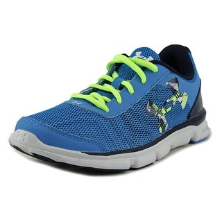 Under Armour Micro G Speed Swift Men Round Toe Synthetic Running Shoe