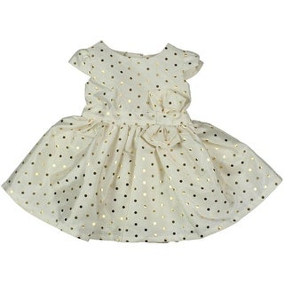 Just One You by Carters Infant Girls Shantung Special Occasion Dress