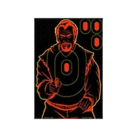 Birchwood casey 34645 birchwood casey 34645 shoot n-c bad guy 12 x 18 silh. tgt-5