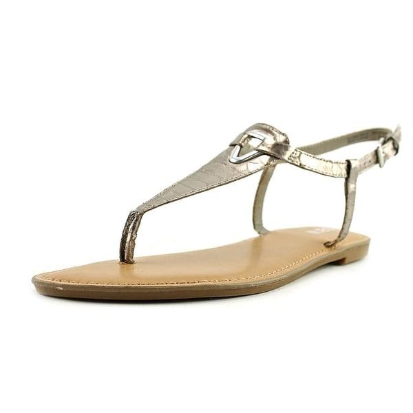 Bar III Velvet Women Blush Sandals