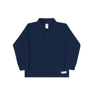 Baby Boy Shirt Infants Winter Long Sleeve Polo Tee Pulla Bulla 3-12 Months