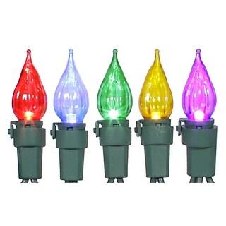 """35Lt LED Multi Flame Tip EC Set GW 4""""Sp"""
