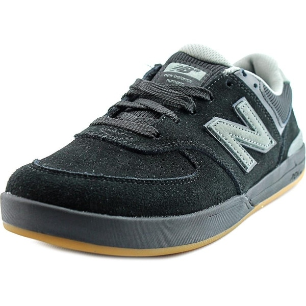 New Balance Numeric M636 Men  Round Toe Suede  Sneakers