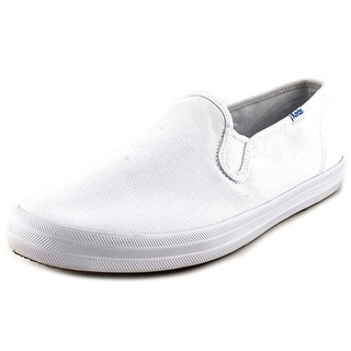 Keds Champion Slip On W Round Toe Canvas Loafer
