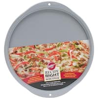 Recipe Right Pizza Pan-Round 14.25""